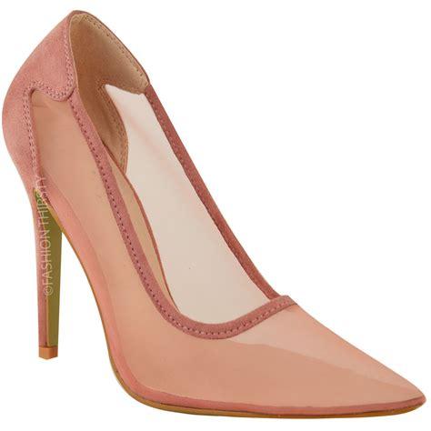 designer high heel shoes womens mesh pumps high heel court shoes