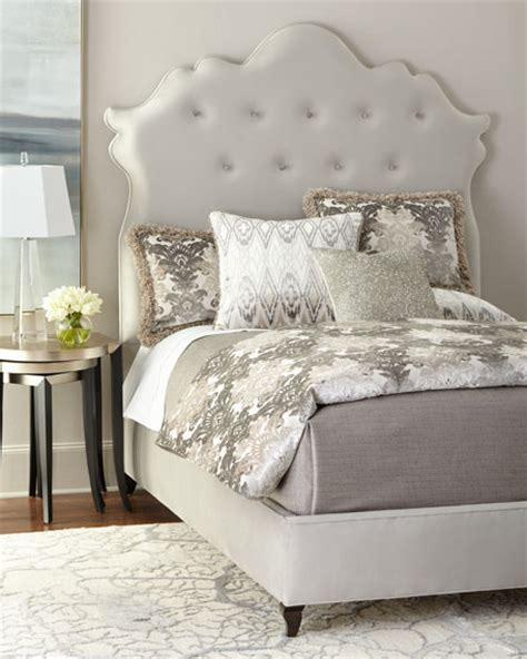 Tufted California King Bed by Haute House Arabella Tufted California King Bed
