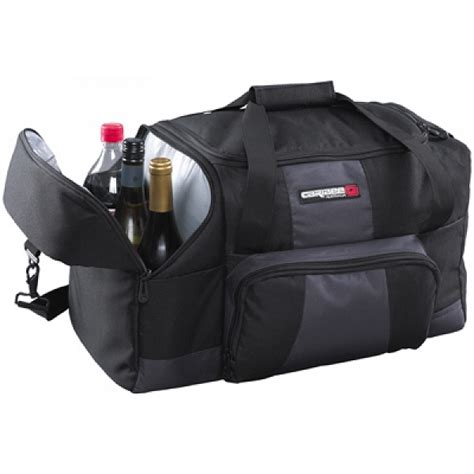 backpack with cooler section caribee gear cooler 50 holdall with insulated cooler section