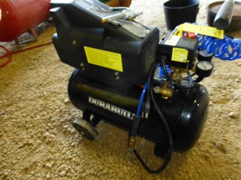 durabuilt model db1552 portable air compressor