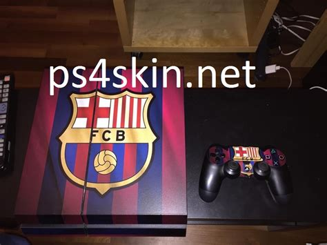 Ps4 Aufkleber Fenerbahce by Fc Barcelona Playstation 4 Skin