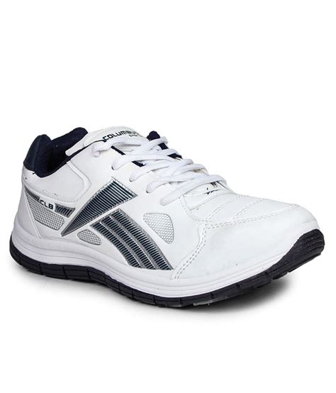columbus white sports shoes price in india buy columbus
