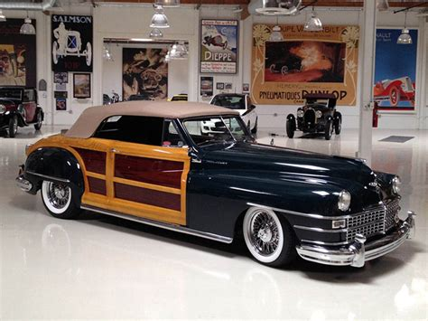 1948 Chrysler Town And Country by Viper Power In A 1948 Chrysler Town And Country Rod