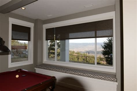roller blinds for large windows choosing window coverings for a new home the well