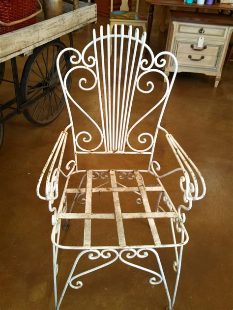 Metal Patio Chairs Vintage by 45 Best Images About Metal Furniture On Metals
