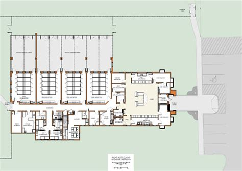 Dog Kennel Floor Plans New Shelter 187 Paws And Claws Humane Society