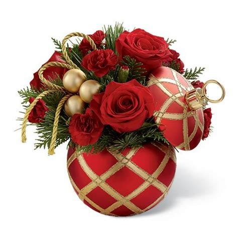 78 best images about christmas floral arrangements for
