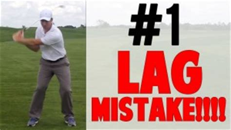 how to get lag in your golf swing 3 3 your top golf lag mistake a drill to avoid top