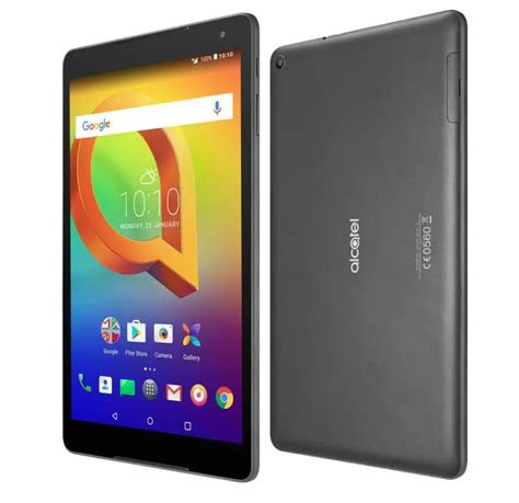 Tablet Android Ram 3gb alcatel a3 10 4g android tablet 3gb ram with 32gb storage version launched in india for rs 11999