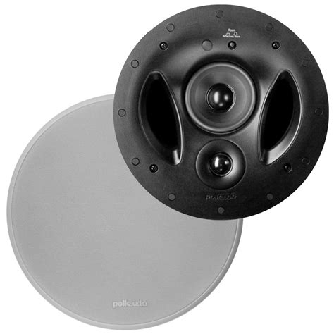 Polk Audio In Ceiling by Polk Polvs90rtwhi In Ceiling Speaker Appliances