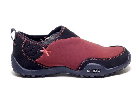 womens slip on shoes for heel pain relief from kuru