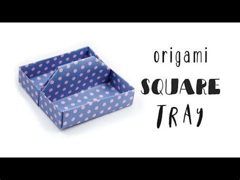 Origami Paper Tray - 381 best images about paper on