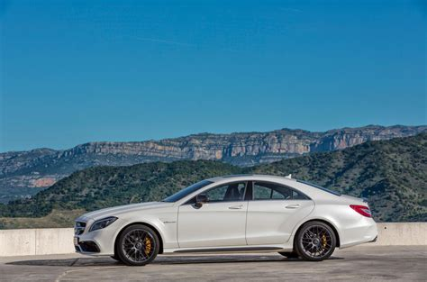 Mercedes Cls 63 Amg Interior by Mercedes Amg Cls 63 Review 2017 Autocar