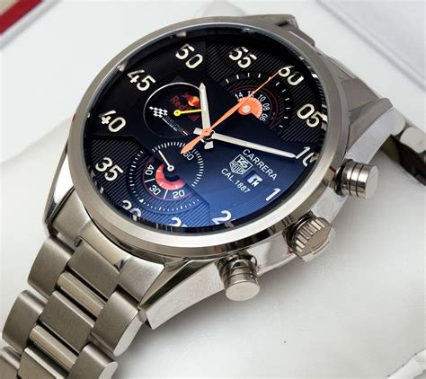 TAG HEUER CARRERA RED BULL EDITION   WatchMarkaz.pk   Watches in Pakistan   Rolex Watches price