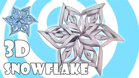 world of paper snowflakes a how to guide and new design templates volume volume 1 books diy 3d paper snowflake tutorial kirigami origami