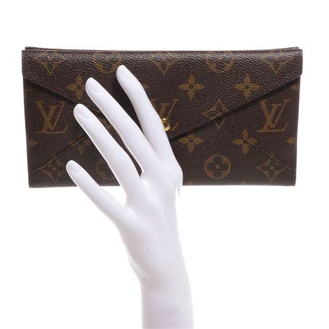 Origami Wallets - louis vuitton monogram origami wallet 75162