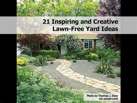 lawn free backyard 21 inspiring and creative lawn free yard ideas