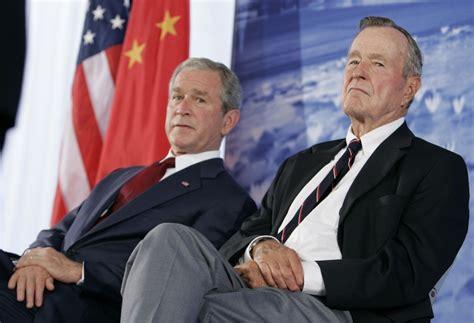 George W Bush Mba by Bush Senior Contro Cheney E Rumsfeld 171 Arroganti E