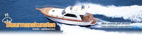 vaarbewijs voor sloep vaarles per uur in uw eigen boot of sloep voor 40 euro per