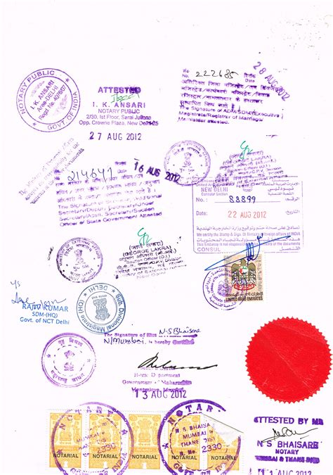 Attestation Letter For Marriage Commercial Document Legalization From Uae Embassy Uae Consulate