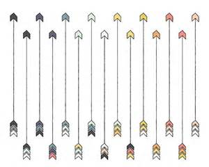 Large Purple Rug Arrow Clip Art Tribal Clipart Instant Download