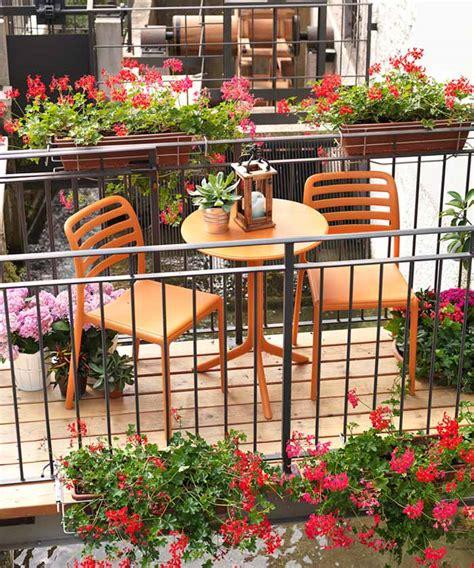 idee per arredare arredare il balcone di casa idee originali