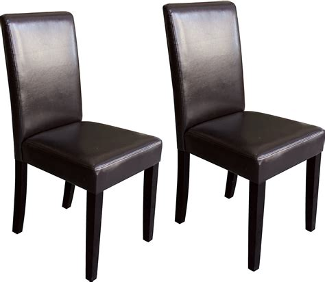 Chair For by Brown 2 Accent Dining Chair Set The Brick