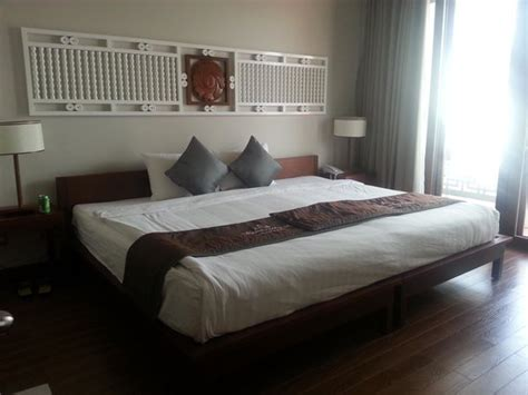 the biggest bed biggest bed ever picture of hoian marina resort spa