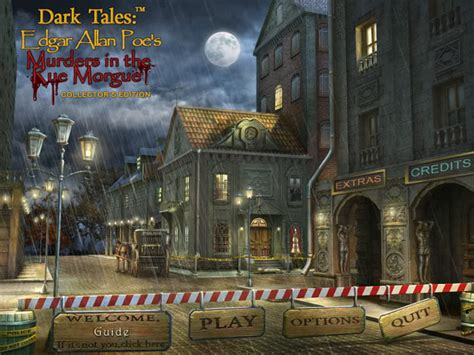 dark tales 2 dark tales edgar allan poe murders in the rue morgue