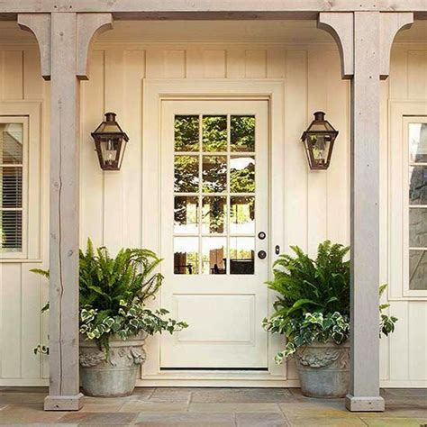 designdreams by landscaping and outdoor projects - Farmhouse Front Door Ideas