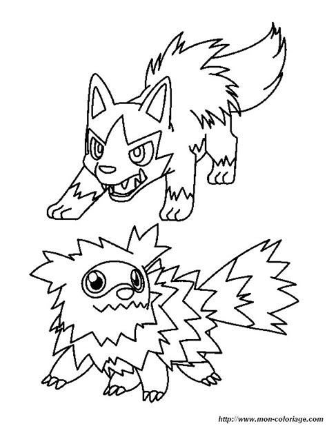 Pokemone A Imprimer Coloriage A Imprimer