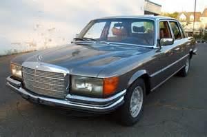 Mercedes 6 9 For Sale Ultra Sedan 1979 Mercedes 450sel 6 9 Bring A Trailer