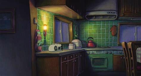 scenery wallpaper wallpaper kitchen backsplash wallpaper studio ghibli desktop background