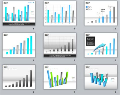 powerpoint charts and graphs templates 5 best images of free bar graph charts printable bar