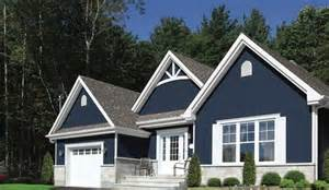 Should we paint our home navy blue or a different color