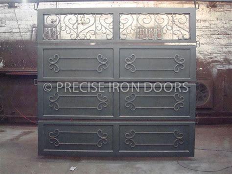wrought iron garage doors garage doors entry iron door custom wrought iron doors