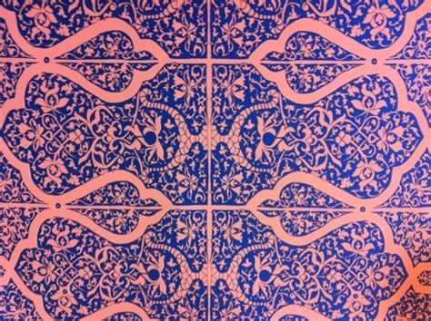 moroccan tile pattern geometric print pinterest morrocan tile print wallpaper from publisher textiles