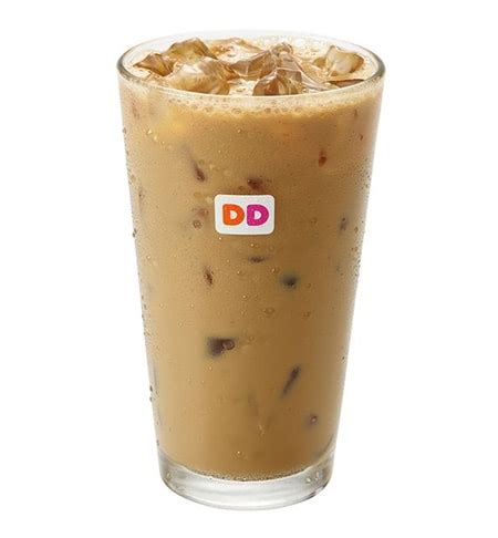 Iced Coffee Dunkin Donuts fast food news dunkin donuts coconut creme pie iced