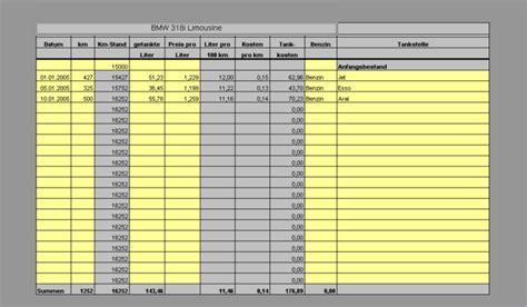 Online Drucken Kosten by Kfz Kosten Tankbuch Spritkosten Download Freeware De