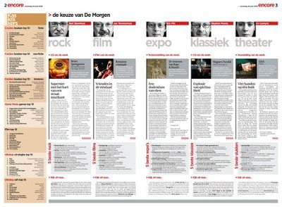 magazine layout and design pdf 国外新闻报纸排版布局设计欣赏 佳作欣赏 蓝色理想