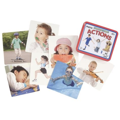 printable montessori action cards actions cards verbs montessori services
