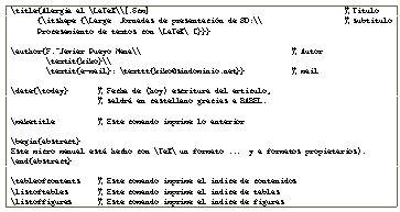 latex imagenes entre texto 191 alergia al latex 1 jornadas de presentaci 243 n de sd