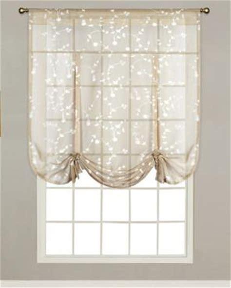 tie up curtains balloon shades united curtain co savannah tie up shade curtainshop com