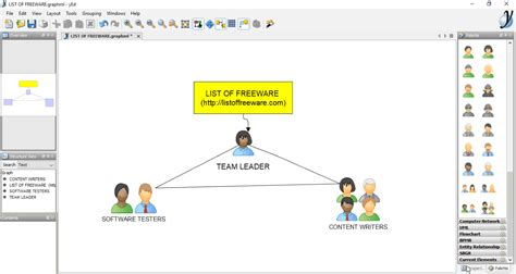 free org chart creator 5 best free organizational chart maker software for windows