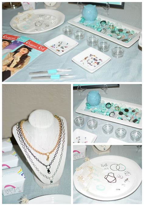 Origami Owl Events - origami owl 174 jewelry bar ideas eclectic momsense