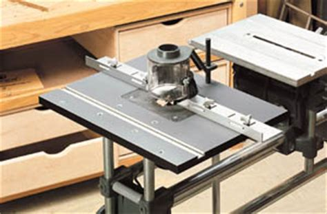 shopsmith v router table