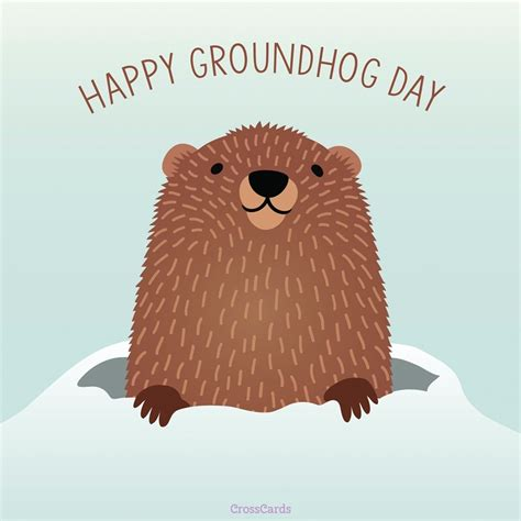 groundhog day vo free happy groundhog day 2 2 ecard email free