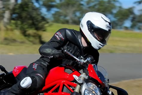 New Product: Shoei GT Air Helmet   Bike Review
