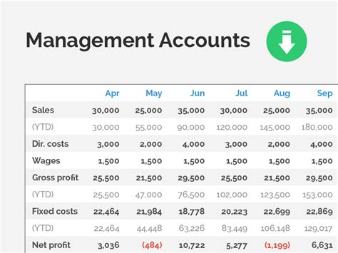 Accounts Template For Small Charities And Social Enterprises White Fuse Account Management Tools And Templates
