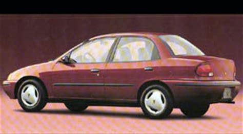 manual cars for sale 1990 pontiac firefly auto manual 1996 pontiac firefly specifications car specs auto123